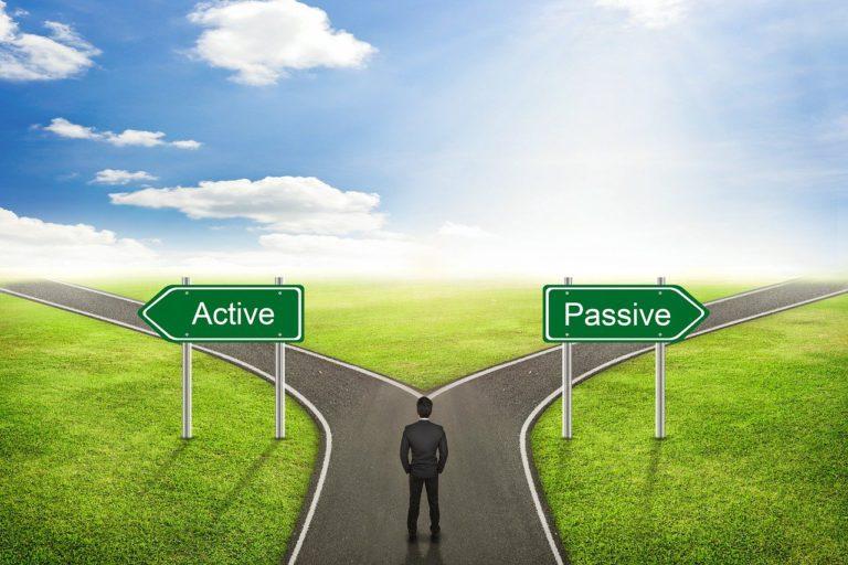 Dualité entre la gestion passive et active des fonds d'investissement